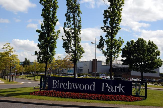Birchwood Park is home to many of the town's jobs in the financial sector.