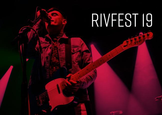 RivFest was launched following the death of guitarist River Reeves