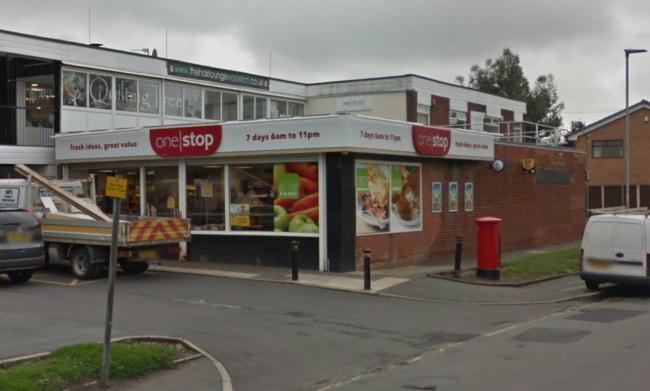 The One Stop on Dam Lane in Woolston was targeted in an armed robbery last night, Thursday. Picture by Google Maps.
