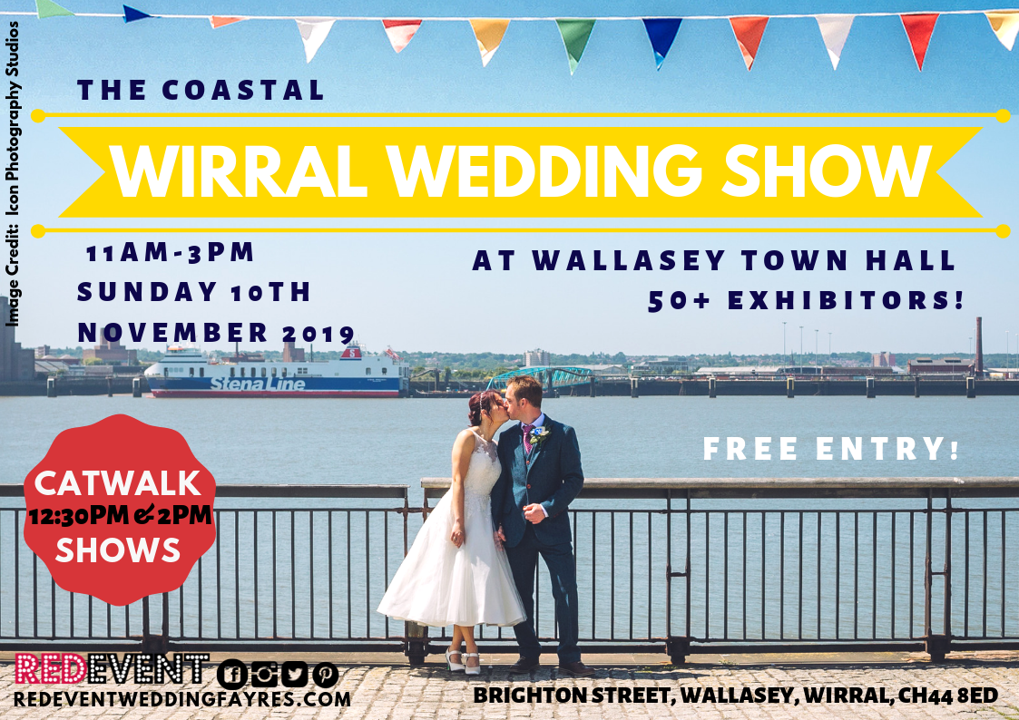 The Coastal Wirral Wedding Show, Merseyside