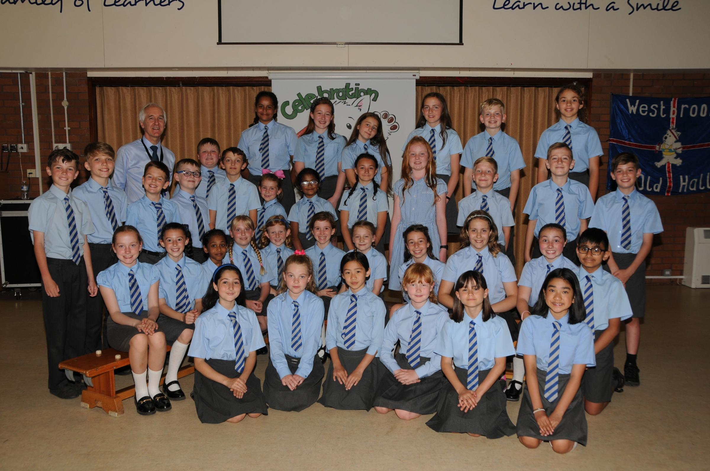 Westbrook Old Hall Primary named Choir of the Year for second year running