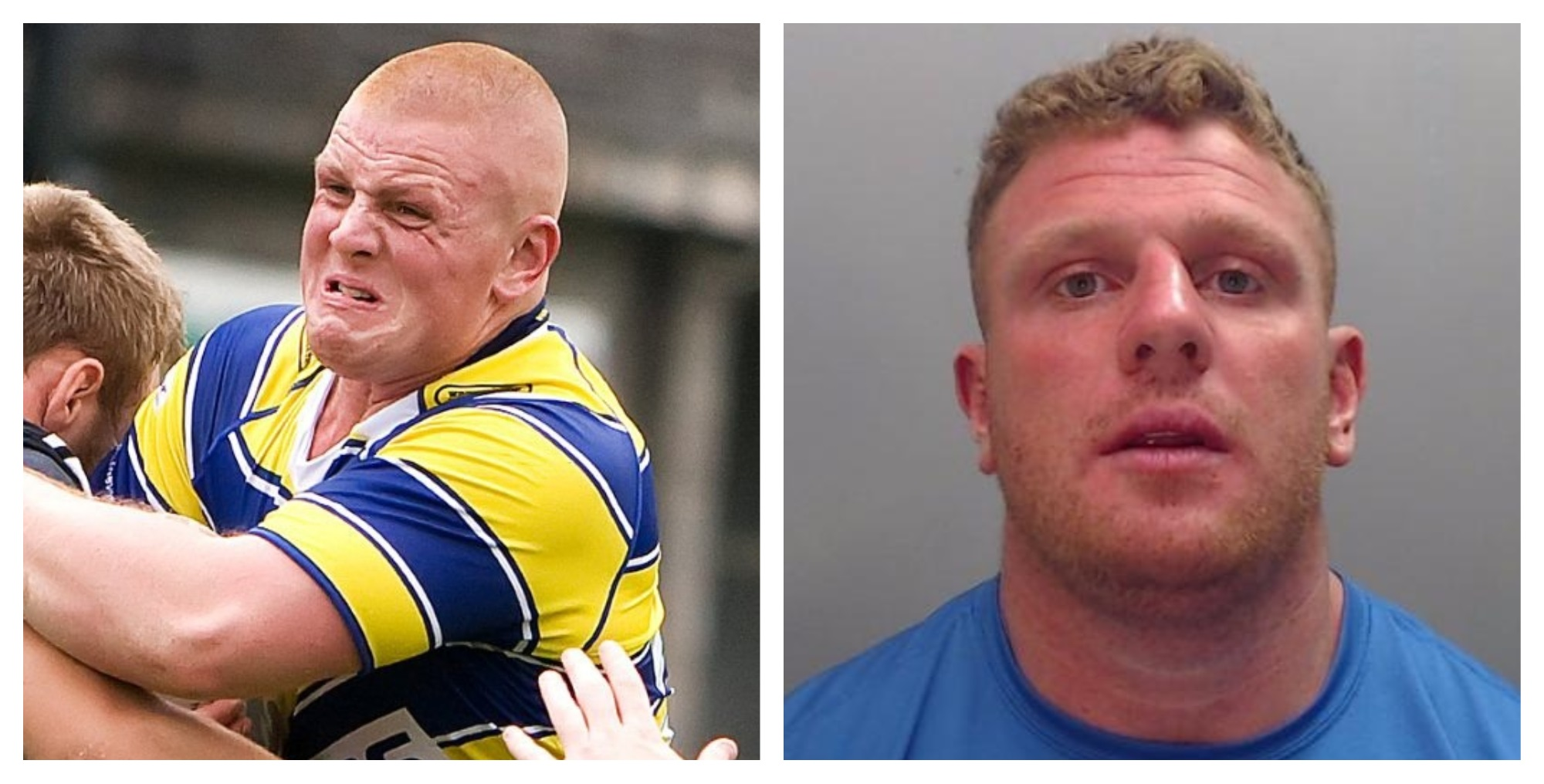 Ex-Warrington Wolves and Everton trainee Mike Stewart jailed