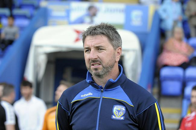 Wire head coach Steve Price could be about to make another signing for next year. Picture by Mike Boden