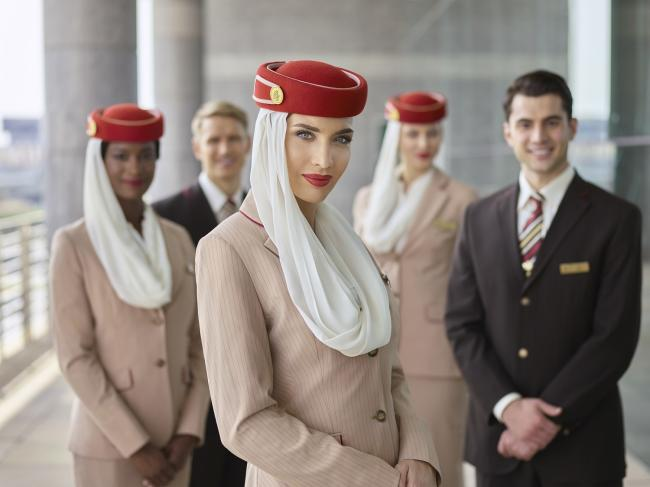 Emirates is holding a cabin crew recruitment day in Liverpool