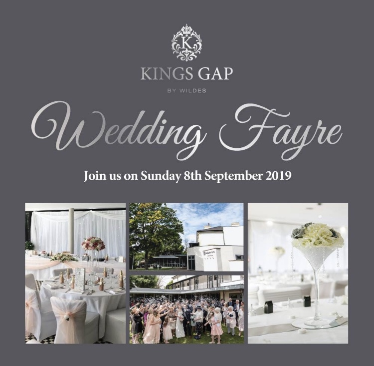 KINGS GAP HOYLAKE WEDDING FAYRE