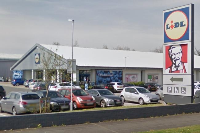 The store on Thelwall Lane has recently undergone a makeover (Credit: Google Maps)