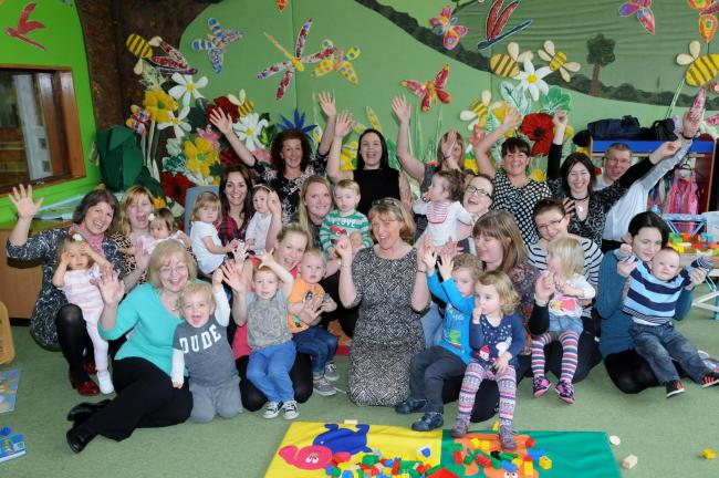 Home-Start to mark 20 years helping Warrington families by hosting a garden party
