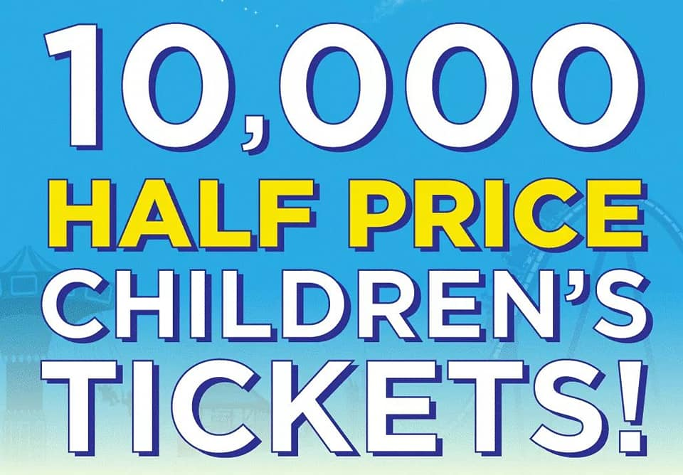 How to get your hands on half price children's tickets at Gulliver's World