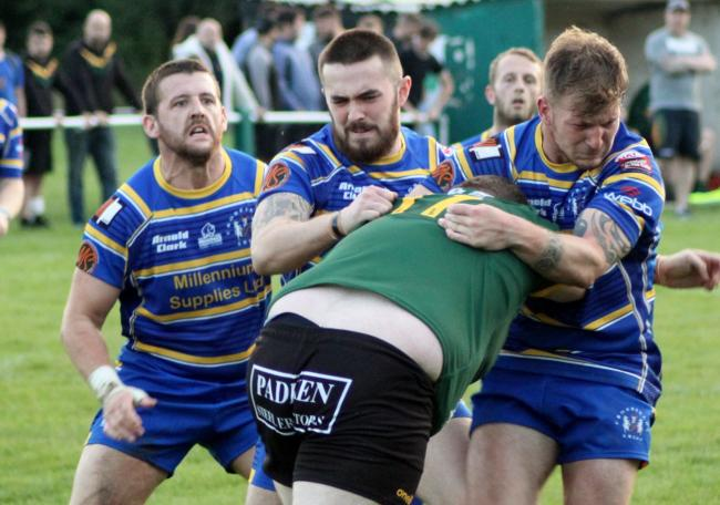 Crosfields A booked their place in the Warrington Alliance Cup Final by beating Woolston A last week