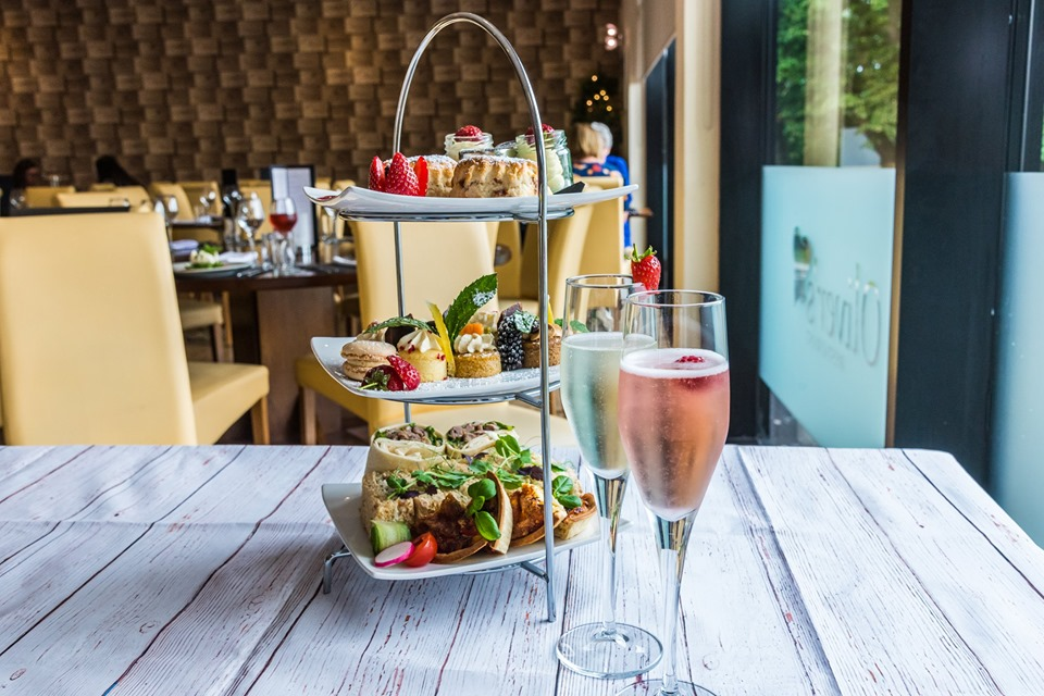 10 brilliant places to have afternoon tea in Warrington