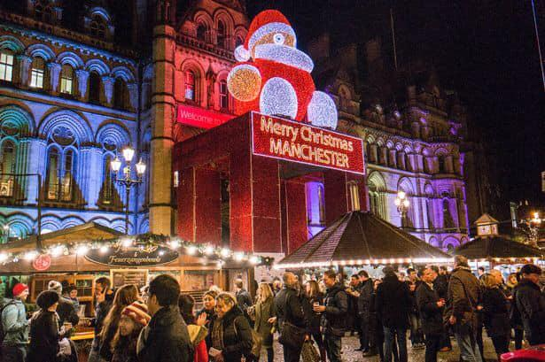 Manchester Christmas Market has announced 2019 dates. Pic credit: Manchester Christmas Market Facebook page
