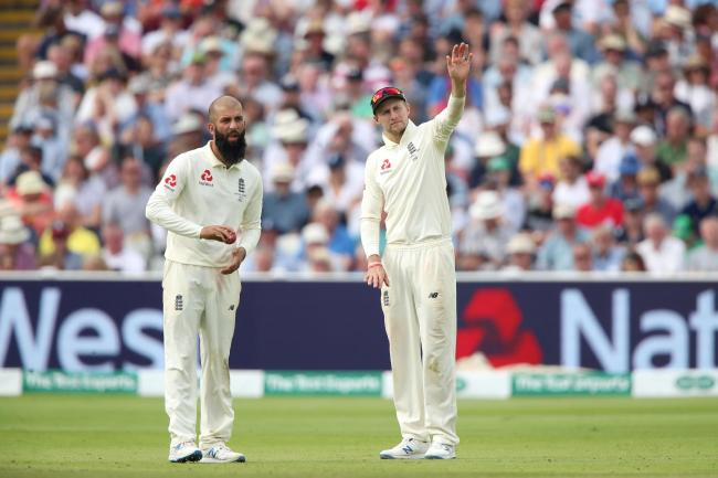 Moeen Ali (left) has been dropped for the second Test at Lord's