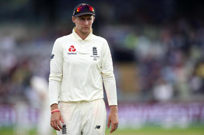 Joe Root's side trail 1-0 in the five-Test series