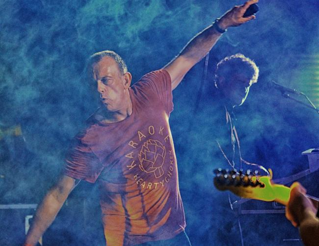 My split with Inspiral Carpets is water under the bridge now, says Tom Hingley