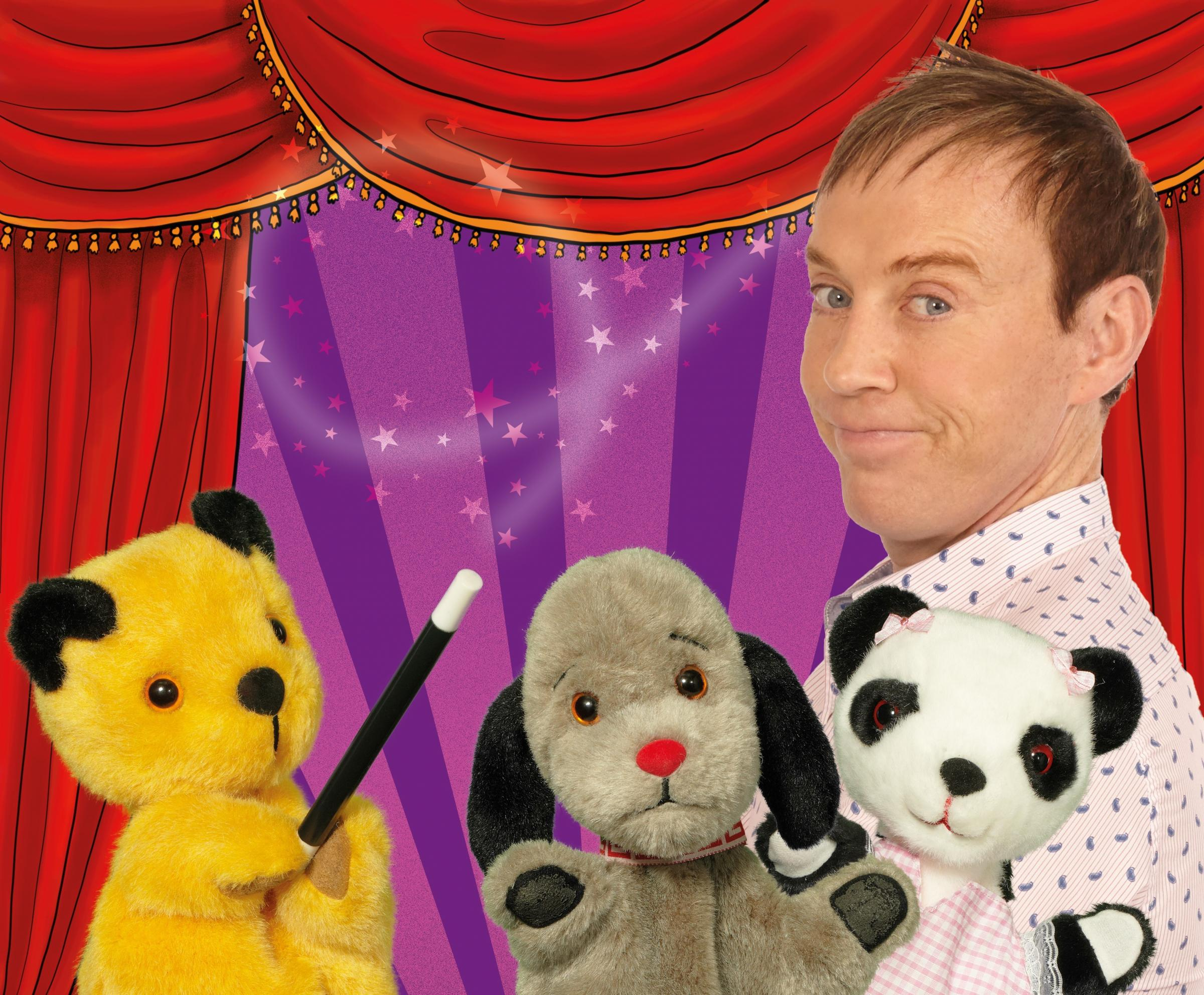 Sooty Show to cast its magic and mischief on Parr Hall