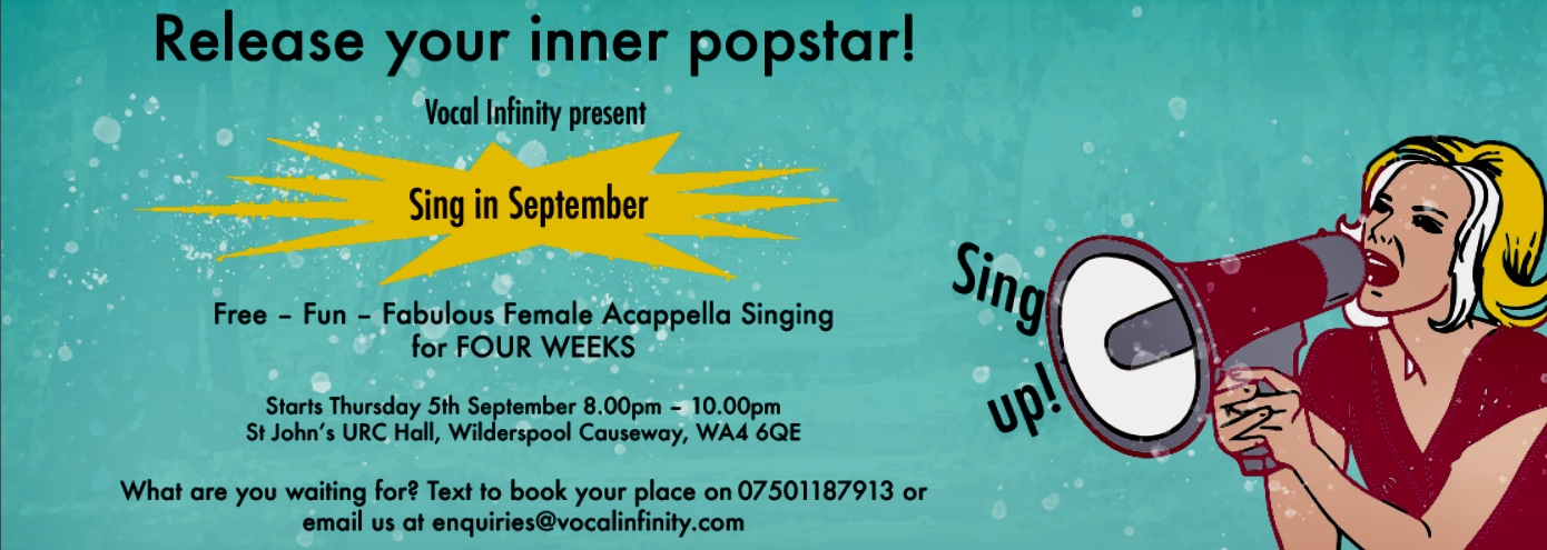 Sing In September