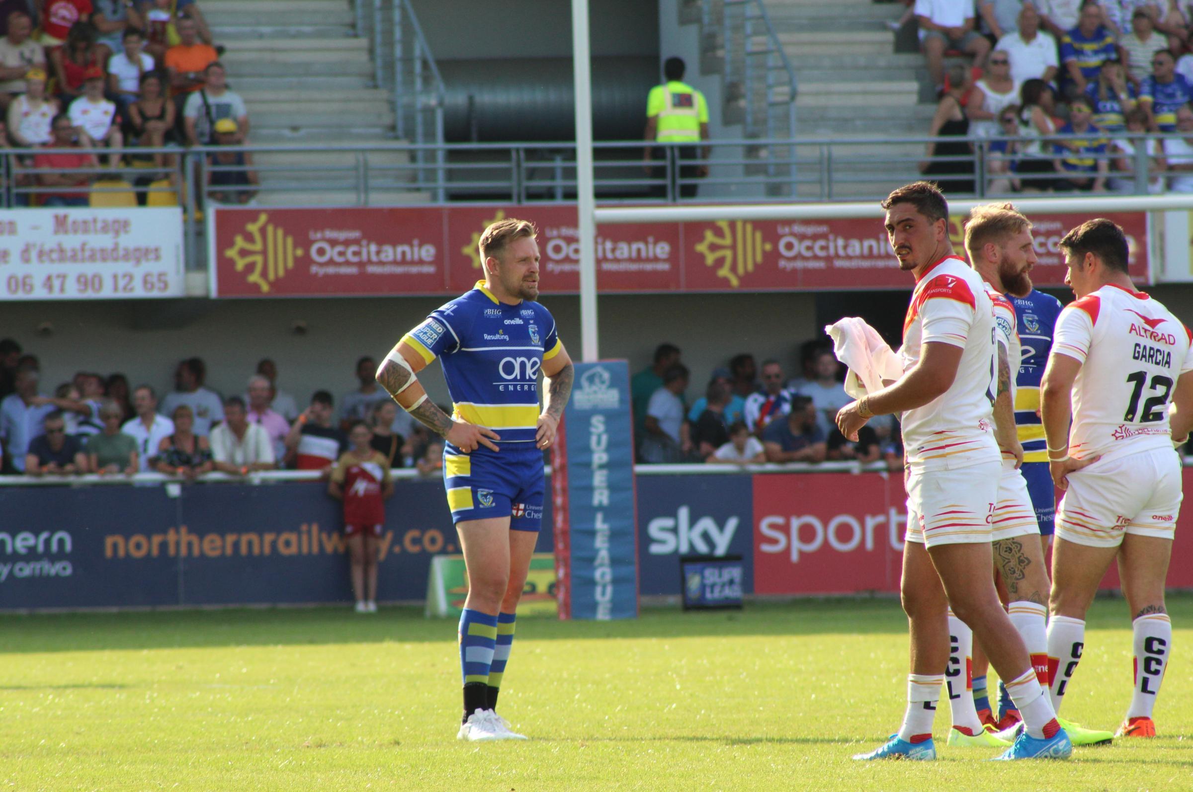 Blake Austin injury update ahead of Challenge Cup final