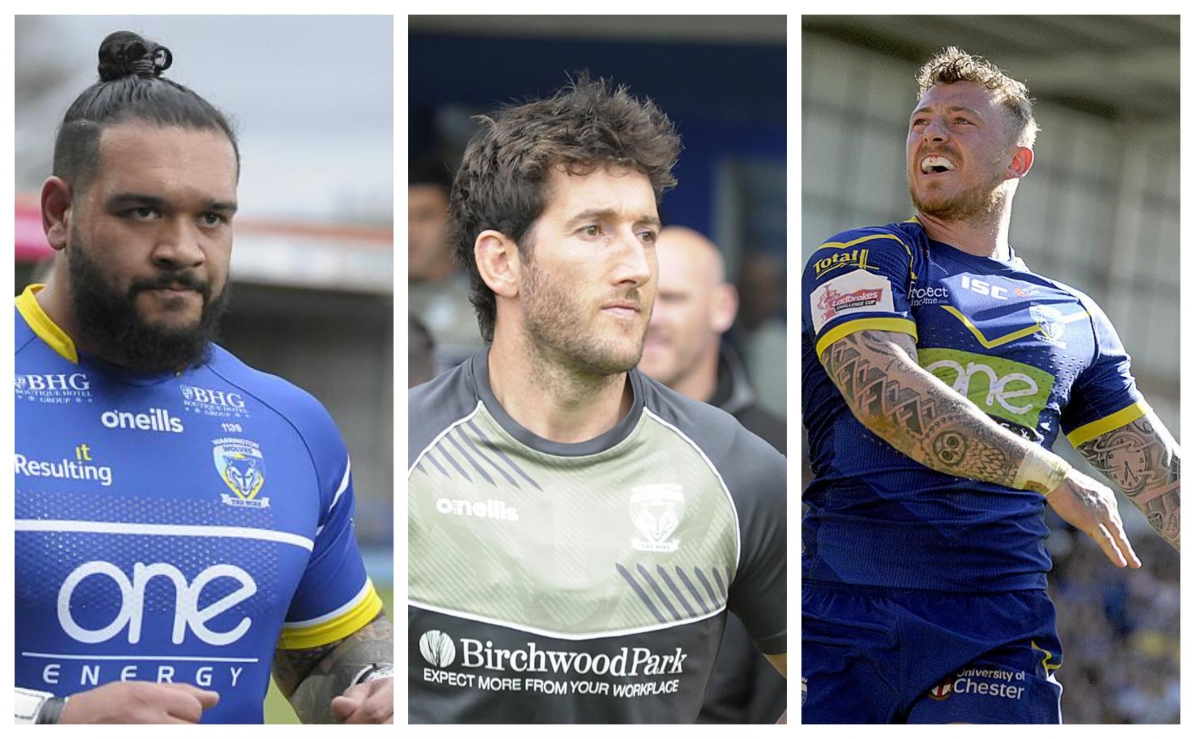 Who do you think will be Warrington Wolves key player in Challenge Cup Final?