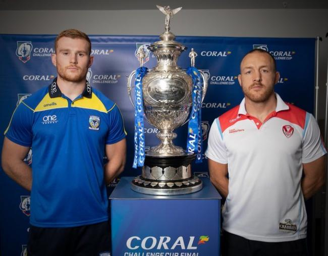 The items banned from Wembley ahead of the Challenge Cup Final