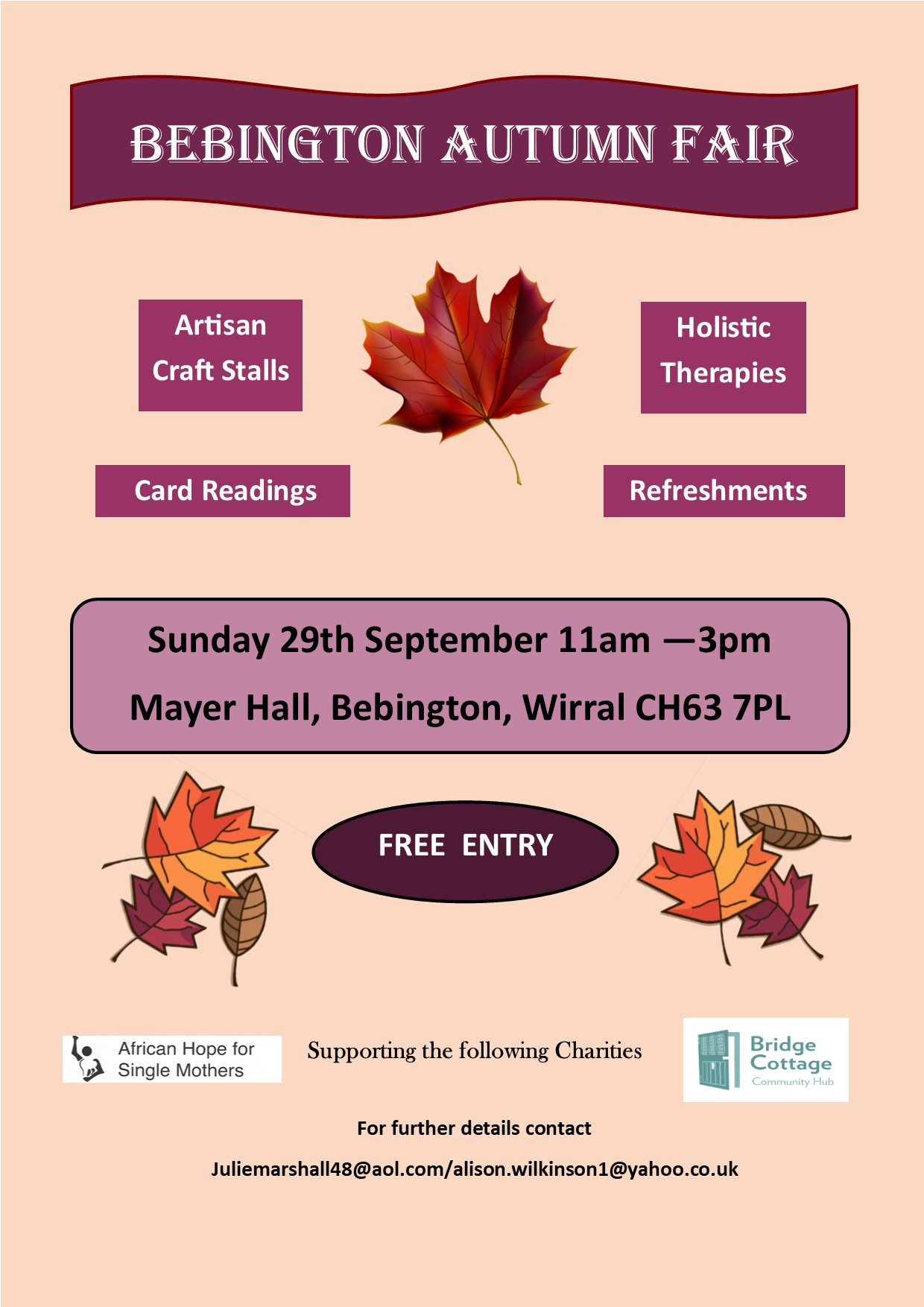 Bebington Autumn Fair