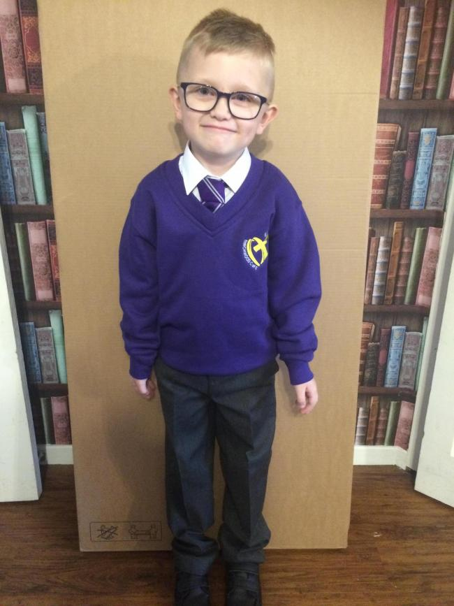 Max Hatton year 2 Birchwood C of E Primary