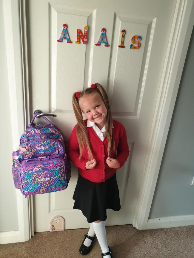 Anais Oliver-Barton Beamont Primary School