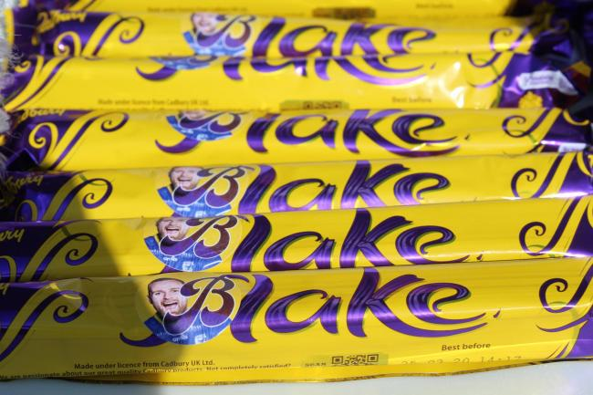 Flakes, rebranded as Blakes, will be given away at Warrington Wolves' clash with Wakefield Trinity.