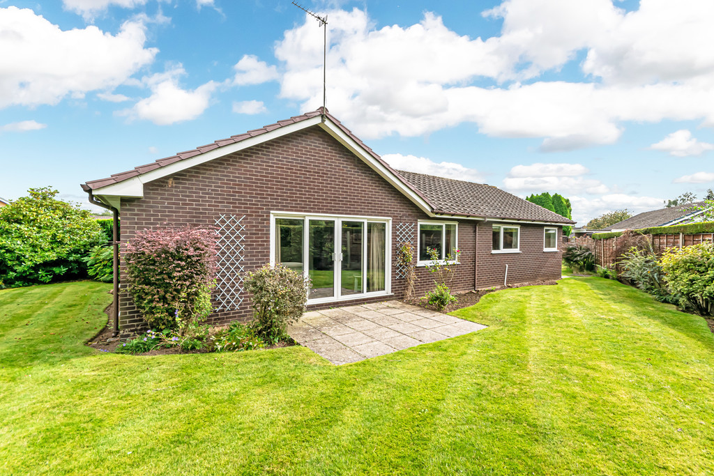 Three-bed bungalow with wrap around garden is our property of the week