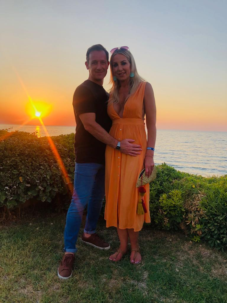 Wife's cancer battle inspires marathon effort