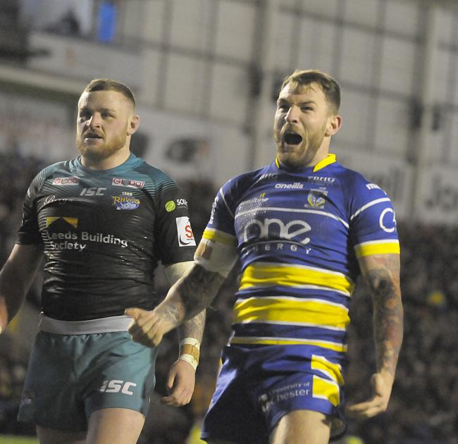 The Wire have not faced Leeds since the opening game of the season back in February. Picture by Mike Boden