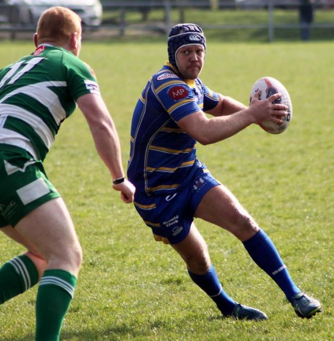 Crosfields beat play-off final opponents Hull Dockers 38-18 at Hood Lane in March but lost the reverse fixture 40-10 in June