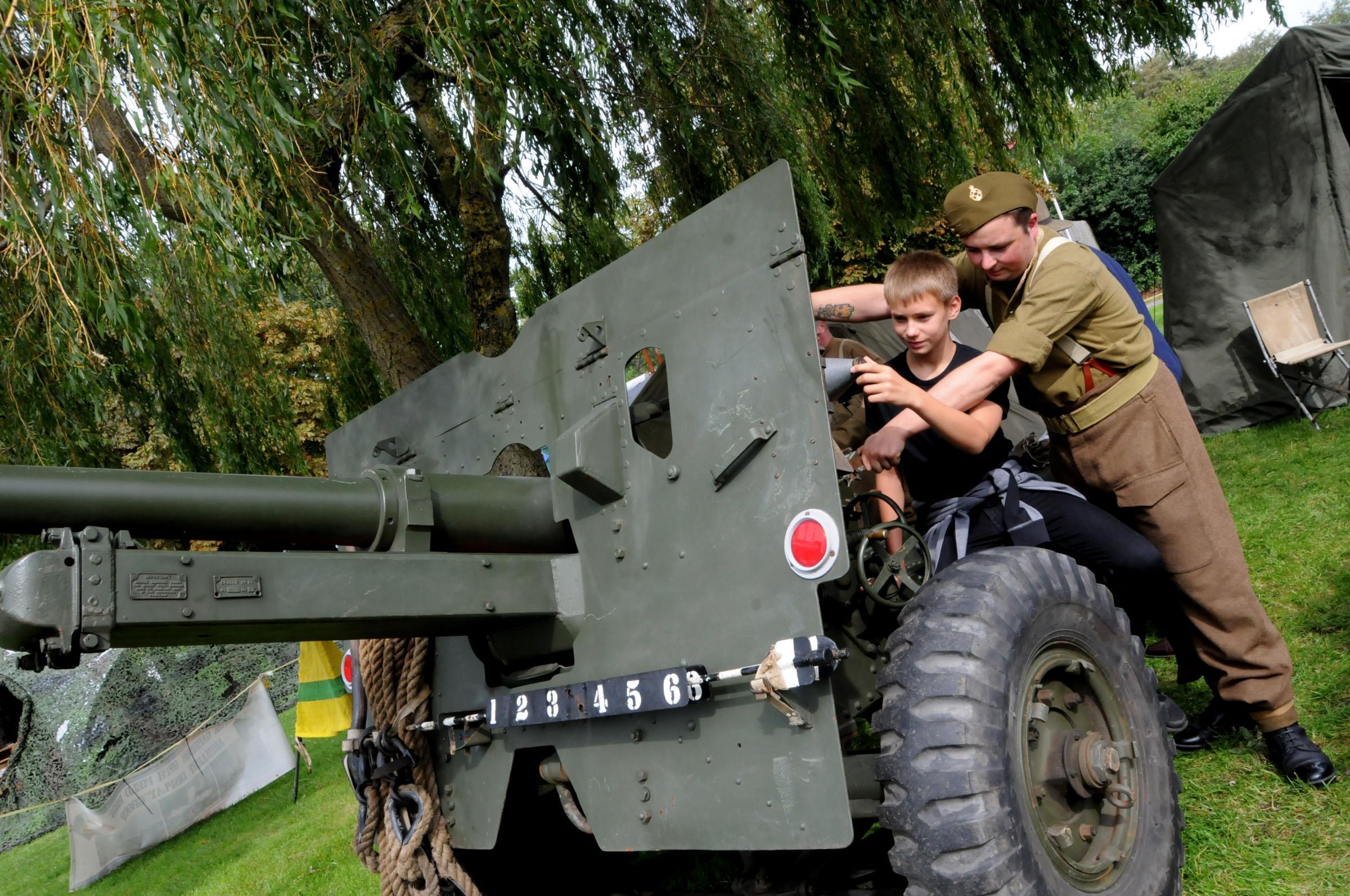 GALLERY: Nostalgia weekend celebrates Burtonwood airbase personnel