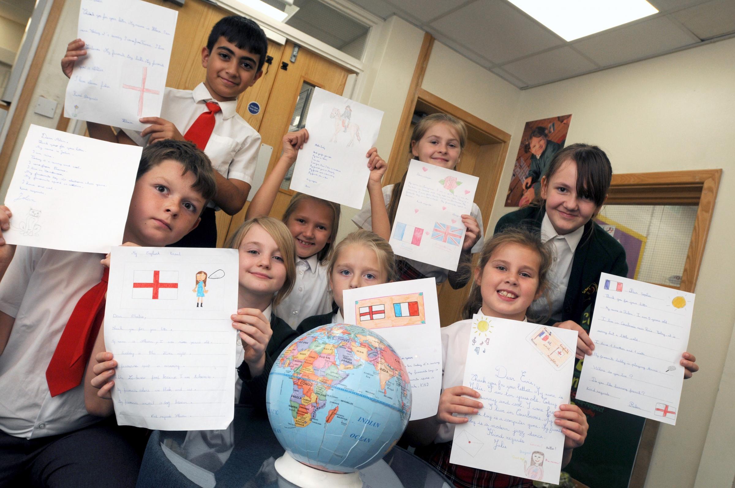 St Bridget's Catholic Primary School awarded International School Award