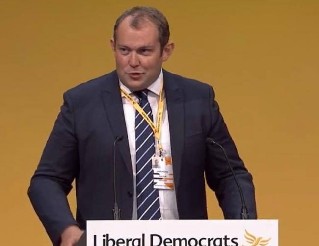 Cllr Ryan Bate. Photo by Liberal Democrats