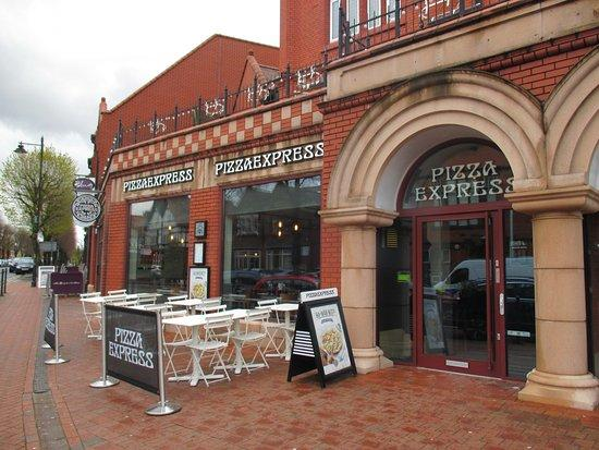 Pizza Express, Stockton Heath