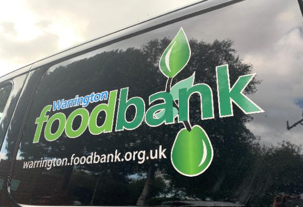 Foodbank Forced To Double Size To Cope With Demand