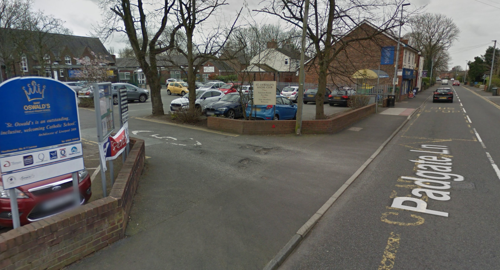 Pedestrian crossing still planned for Padgate Lane
