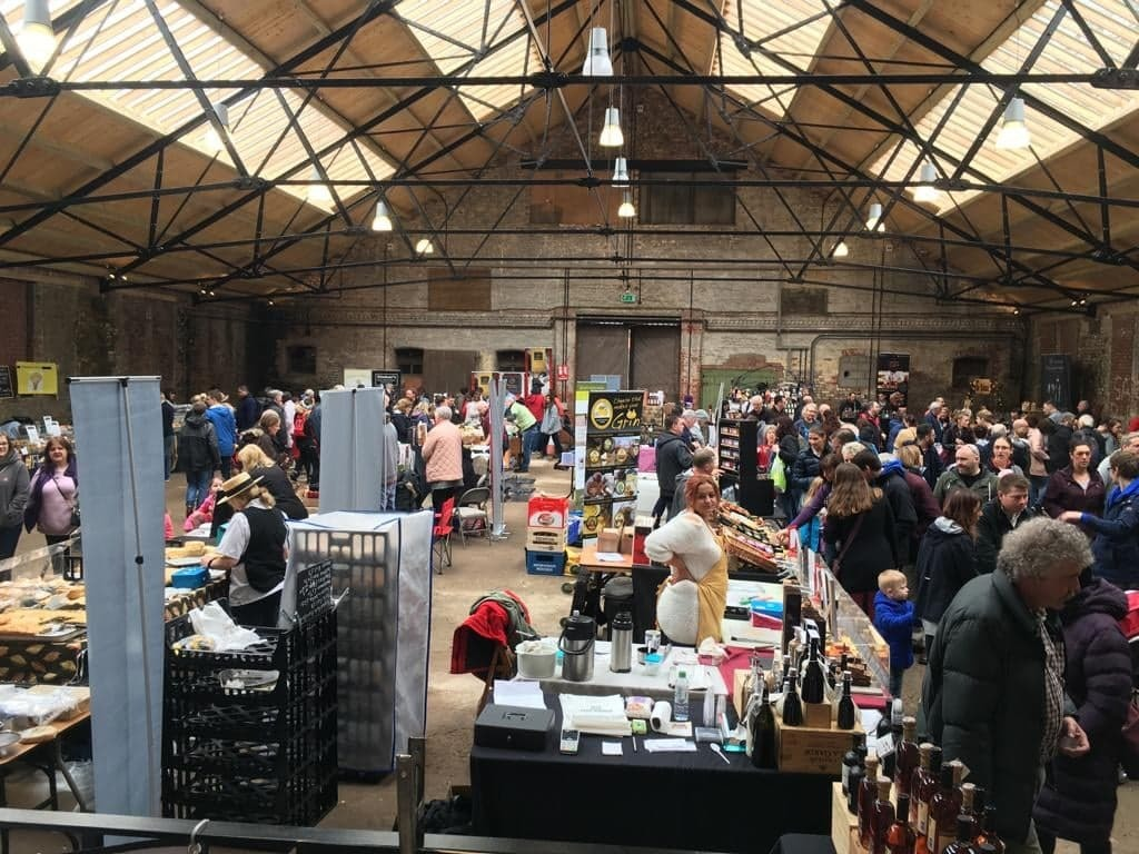 Walton Hall's monthly artisan market permanently cancelled