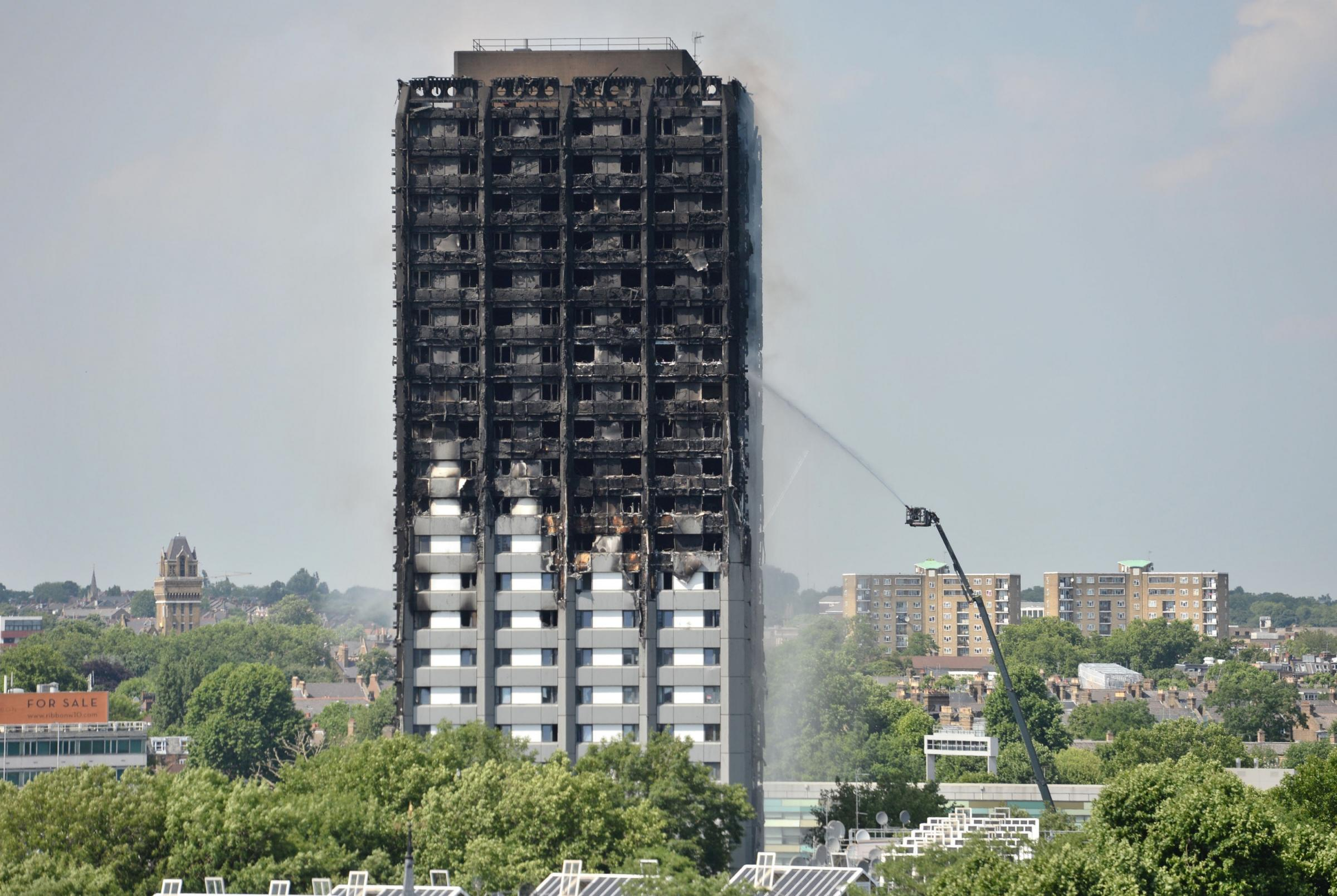 Warrington firm gave 'inadequate' fire safety advice over Grenfell Tower refurb