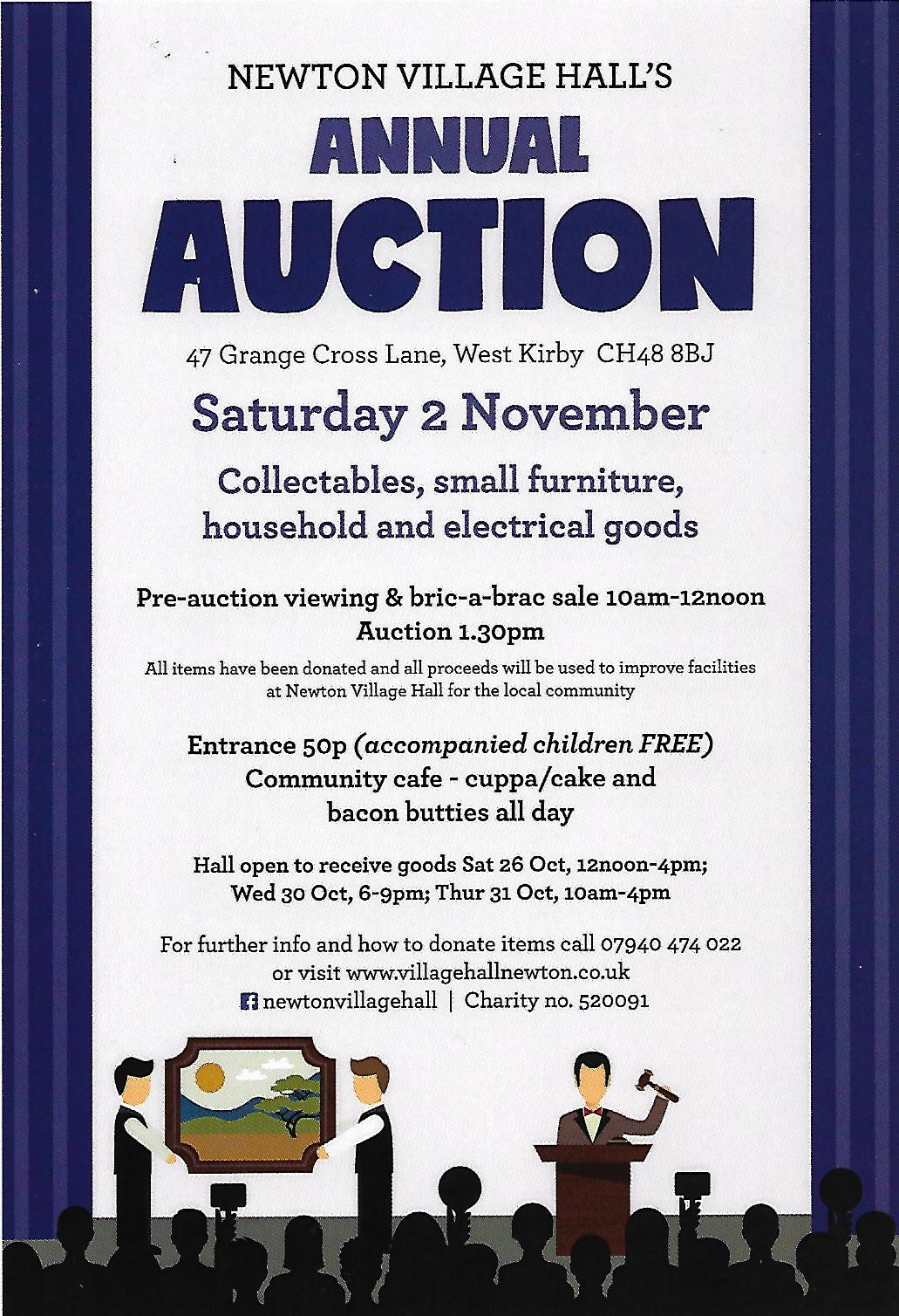 Annual Auction