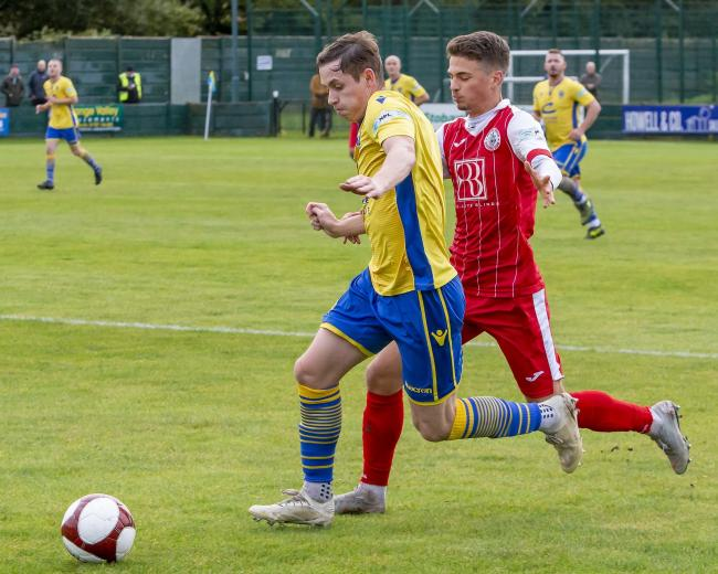 Yellows' loss to Ashton on Saturday had created a free weekend. Picture by John Hopkins
