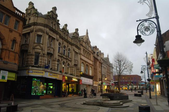 Warrington has 'one of the most declining high streets' in the UK