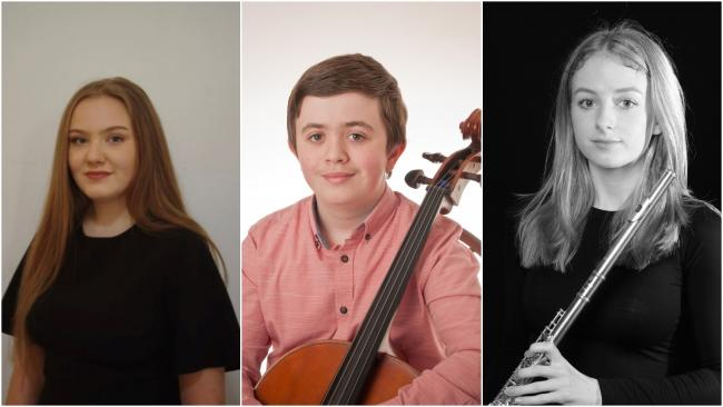 Join tEirwen Roberts, Gwydion Rhys and Carys Knight in Rhyyl this month