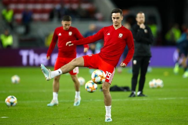 Tom Lawrence will miss Wales' international