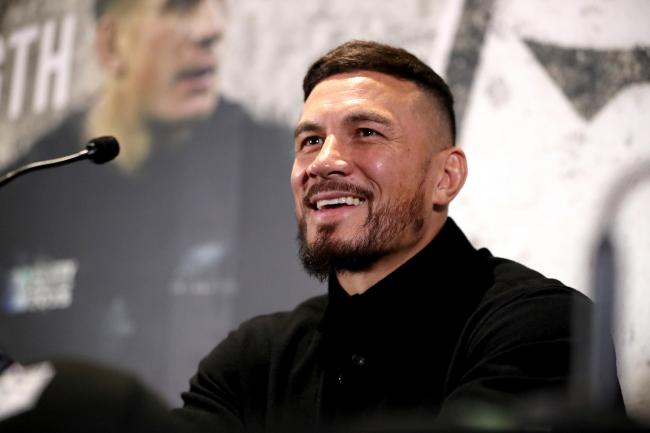 Sonny Bill Williams will play in Super League for the first time in 2020 with Toronto Wolfpack
