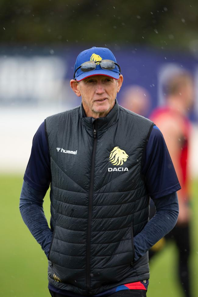 Wayne Bennett led Great Britain on a disastrous tour of New Zealand and Papua New Guinea. Photo: Brett Phibbs / www.photosport.nz /SWpix.com