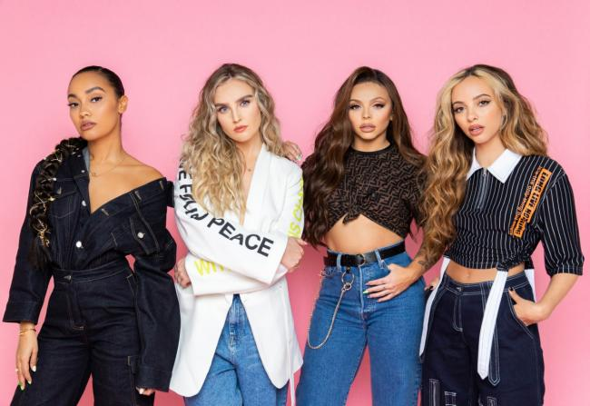 Little Mix to hold concert in St Helens in 2020