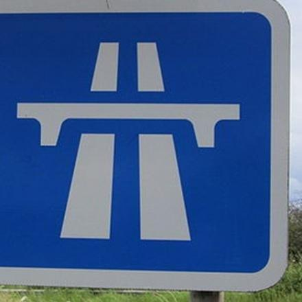 There are 50 minute delays on the M62