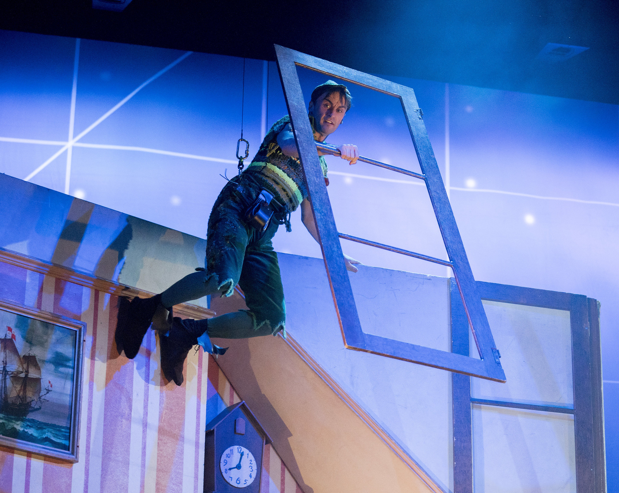 REVIEW: Peter Pan Goes Wrong was a festive farce full of giggles
