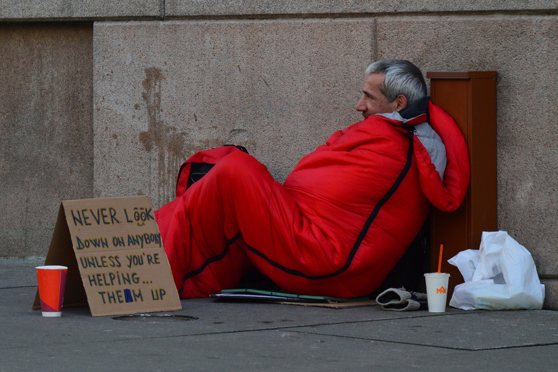 How you can help the homeless this Christmas